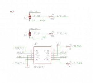 Схема MUX